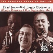 Thad Jones-Mel Lewis Orchestra/Woody Herman and His Swingin' Herd