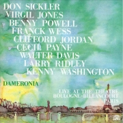 Dameronia: Live at the Theatre Boulogne
