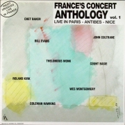 France's Concert Anthology, Vol. 1