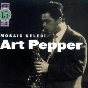 Mosaic Select: Art Pepper
