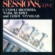 Sessions, Live: Candoli Brothers, Mark Murphy and Leroy Vinnegar