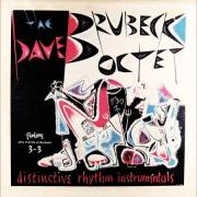 The Dave Brubeck Octet: Distinctive Rhythm Instrumentals