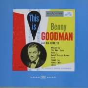 This Is Benny Goodman and His Quartet