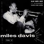 Miles Davis, Vol. 2