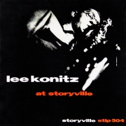 Lee Konitz at Storyville