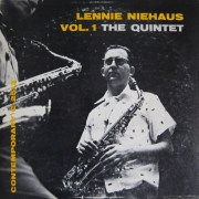 Lennie Niehaus, Vol. 1: The Quintet