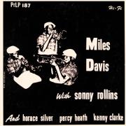 Miles Davis Quintet with Sonny Rollins