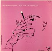 Interpretations by the Stan Getz Quintet, Vol. 3