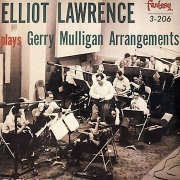 Elliot Lawrence Plays Gerry Mulligan Arrangements