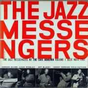 The Jazz Messengers at the Cafe Bohemia, Volume 1