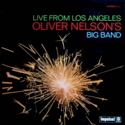 Oliver Nelson's Big Band Live From Los Angeles