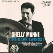 Shelly Manne: The Navy Swings