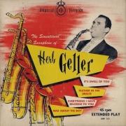 The Sensational Saxophone of Herb Geller