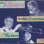 Manny Albam, Rob McConnell and the SDR Big Band Featuring Herb Geller
