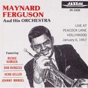 Maynard Ferguson and His Orchestra Live at Peacock Lane