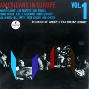 Americans in Europe, Vol. 1