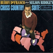 Buddy DeFranco Plays Nelson Riddle's Cross Country Suite
