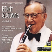 Benny Goodman: Yale University Music Library, Volume 8