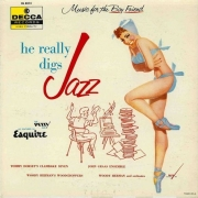 Music for the Boy Friend: He Really Digs Jazz