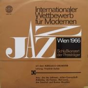 Internationaler Wettbewerb für Modernen: Wien 1966