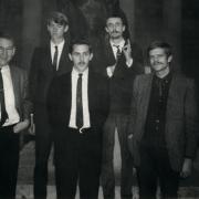 Kent Glenn Quintet with Vince Wallace 1966