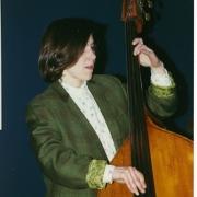 Laura Maione with Kent Glenn 1996