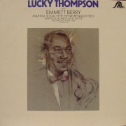 Lucky Thompson: Recorded in Paris 1956, Volume One