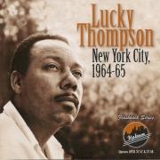 Lucky Thompson: New York City, 1964-65
