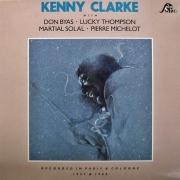 Kenny Clarke in Paris, Vol. 1