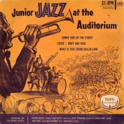 Junior Jazz at the Auditorium