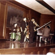 Oscar Peterson jam session at University of Rochester - 1957