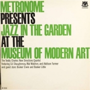 Jazz In the Garden at the Museum of Modern Art