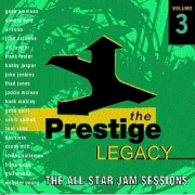 The Prestige Legacy, Vol. 3: The All Star Jam Sessions