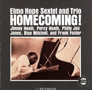 Elmo Hope - Homecoming on Riverside Records