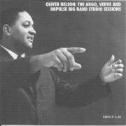 Oliver Nelson: The Verve/Impulse Big Band Studio Sessions