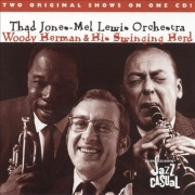 Thad Jones-Mel Lewis Orchestra/Woody Herman and His Swingin' Herd