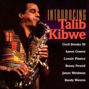 Introducing Talib Kibwe