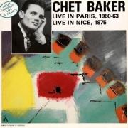 Chet Baker: Live In Paris, 1960-63, Nice, 1975