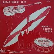 Oscar Moore Trio/George Redman Group