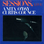 Sessions, Live: Anita O'Day, Curtis Counce