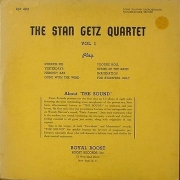 The Stan Getz Quartet, Vol. 1