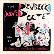 The Dave Brubeck Octet: Distinctive Rhythm Instrumentals