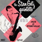 The Stan Getz Quintet: Jazz at Storyville