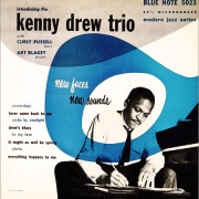 New Faces-New Sounds: Introducing the Kenny Drew Trio