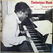 Thelonious Monk Plays