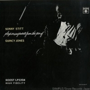 Sonny Stitt Plays the Arrangements of Quincy Jones