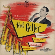 The Sensational Saxophone of Herb Geller