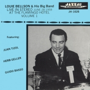 Louie Bellson and His Big Band Live in Stereo