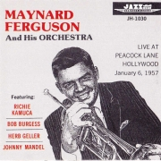 Maynard Ferguson and His Orchestra Live at Peacock Lane