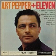 Art Pepper+Eleven: Modern Jazz Classics